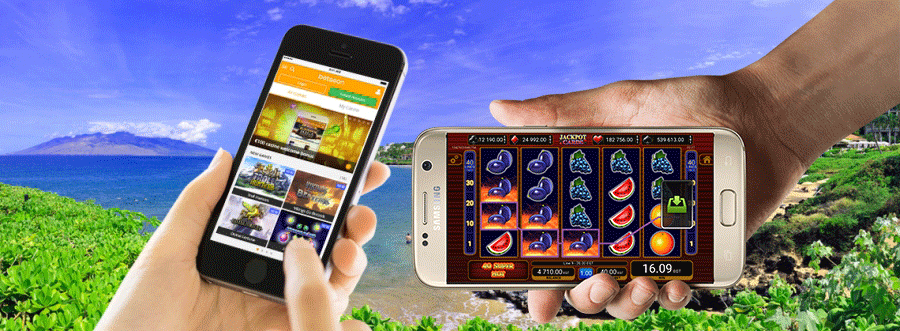 mobilt casino